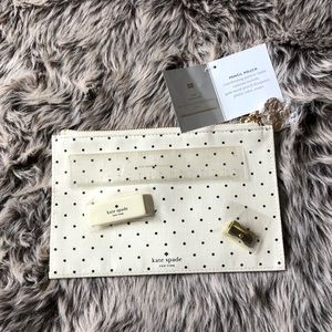 KATE SPADE PENCIL POUCH- NEW WITH TAGS
